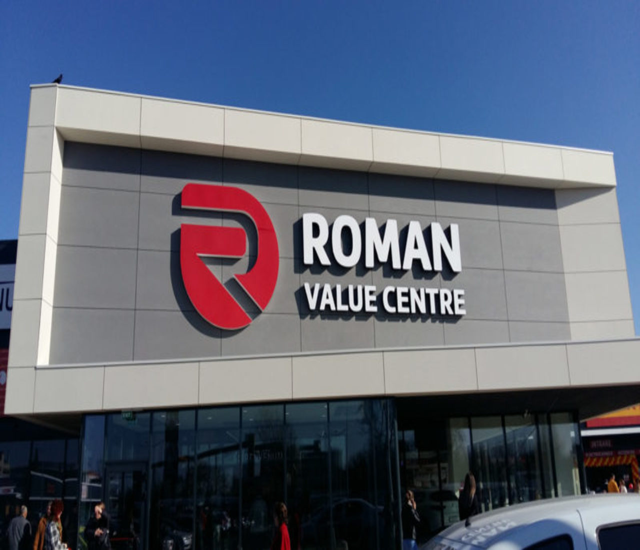 Value Centre Roman